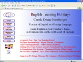 English Learning Holidays